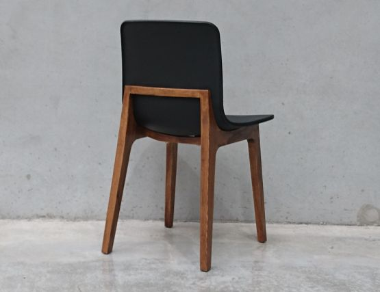 Black Dining Chair Modern Melbourne On Sale