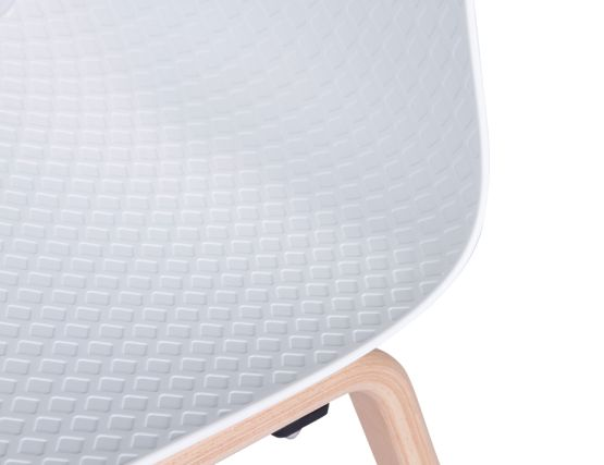 White Designer Modern Chair