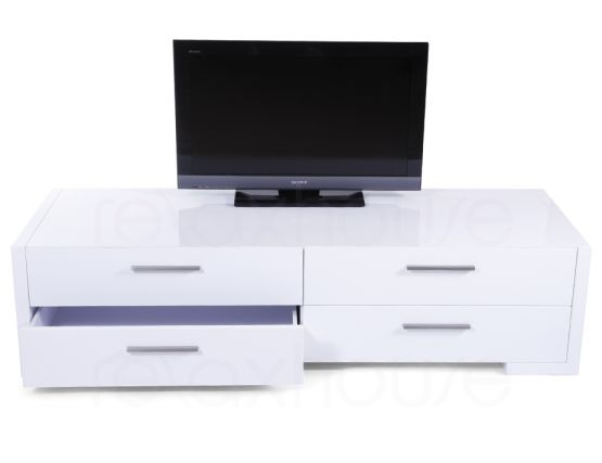 Philly Tv Unit White 6