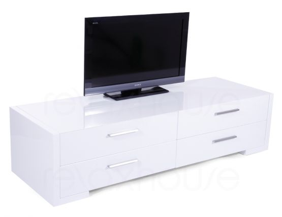 Philly Tv Unit White 8