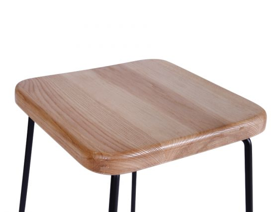 Wooden Ash Seat