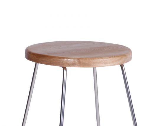 Brushed Stool