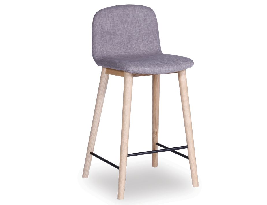 Grey Scandinavian Timber Bar Stool : Castle Stool Grey from www.relaxhouse.com.au size 925 x 713 jpeg 37kB