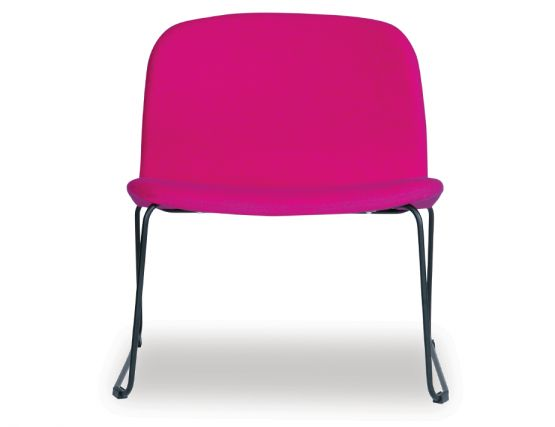 Flip Lounge Chair   Pink