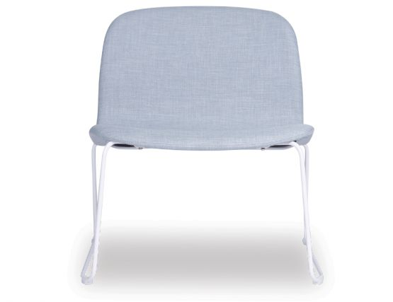 Flip Lounge Chair Ilver Grey