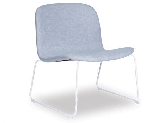 Tub Chair Grey