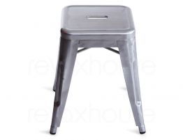 French Small Stool Metal