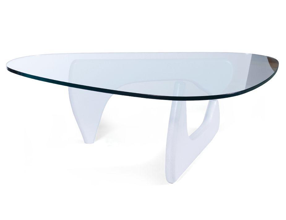 Noguchi Coffee Table Replica In White