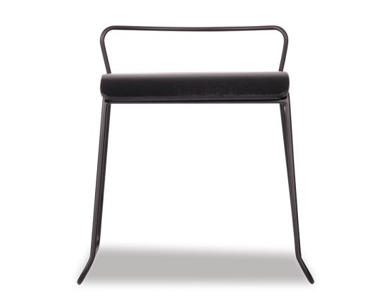 Krafter_black_low_stool