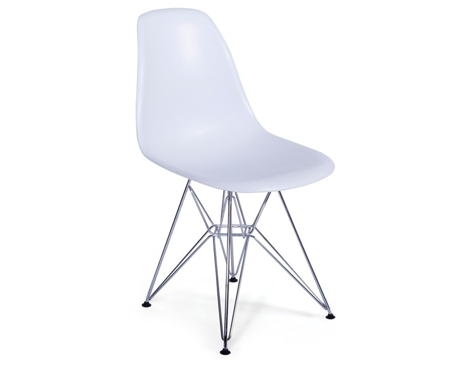 Eames Chair White Mid Century Modern Replica