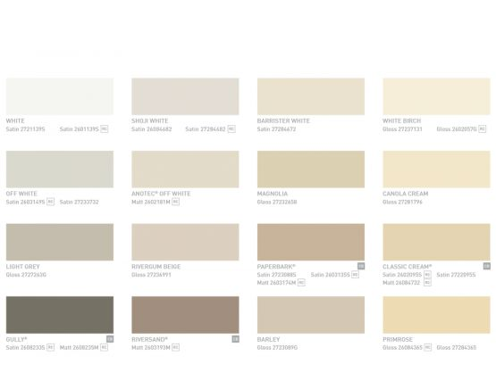 Dulux Colour3