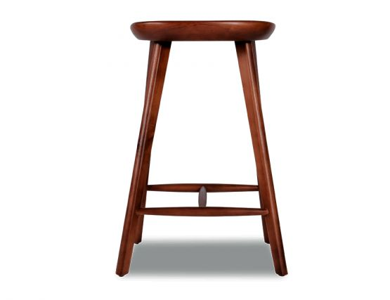 Saddle__Tractor_Stool_in_Walnut_American_Ash_1