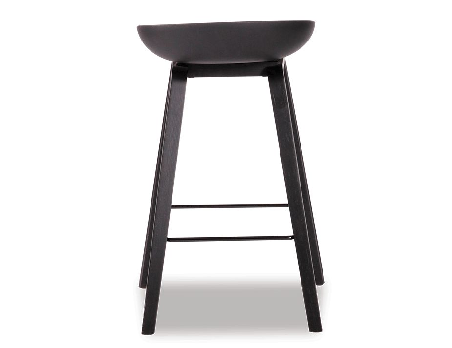 KOBE_Stool_Black_Ash_Shell_Seat