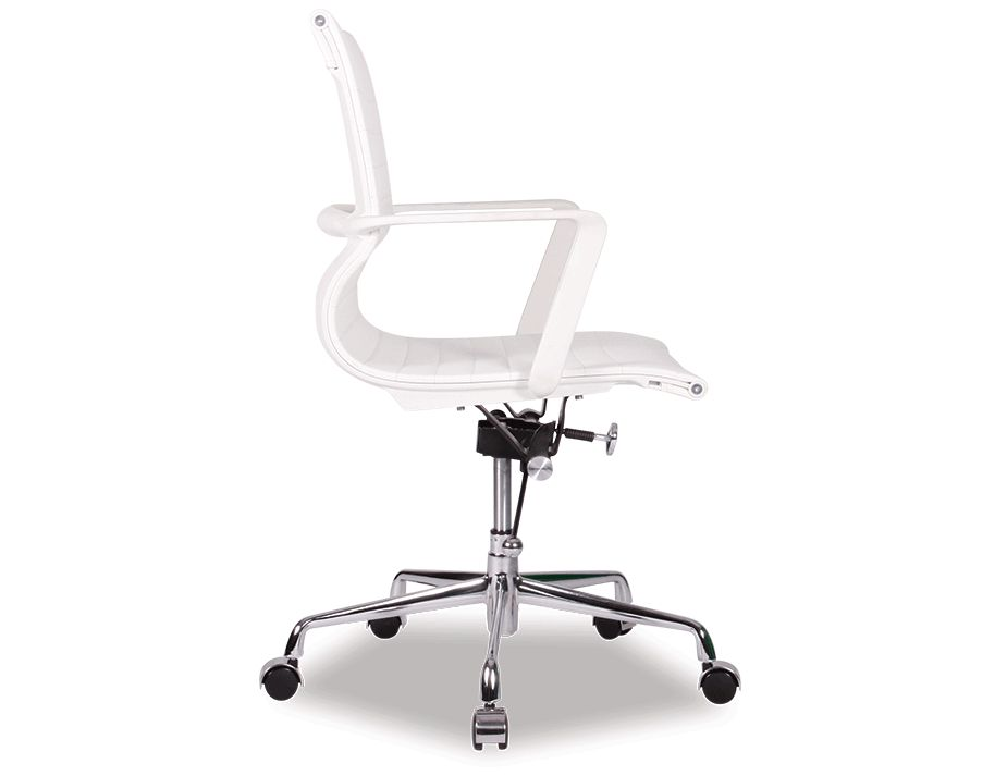 Replica_Eames_Chair_White_Leather