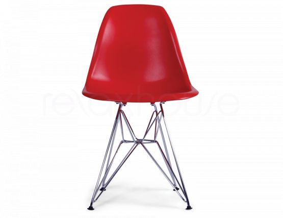Eames Eiffel Chair Steel Red_3