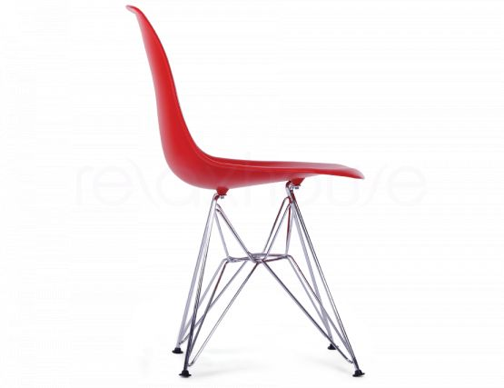Eames Eiffel Chair Steel Red_4