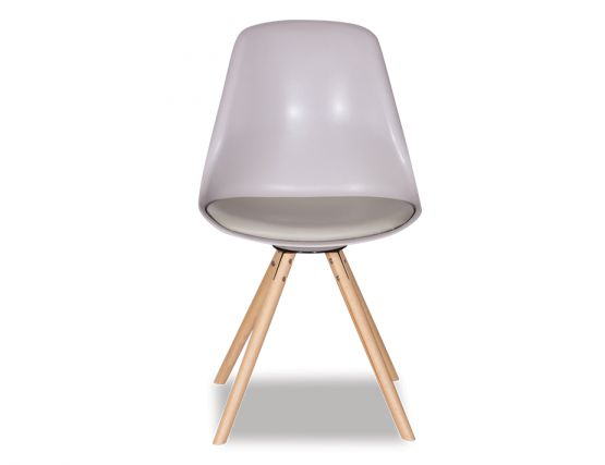 Modern_padded Natural Chair