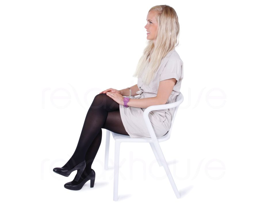Air Chair White