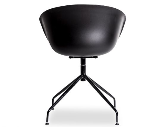 Black Ponte_Dining_Chair