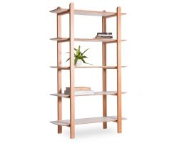 Beni 5_Shelf_Storage_Natural_White