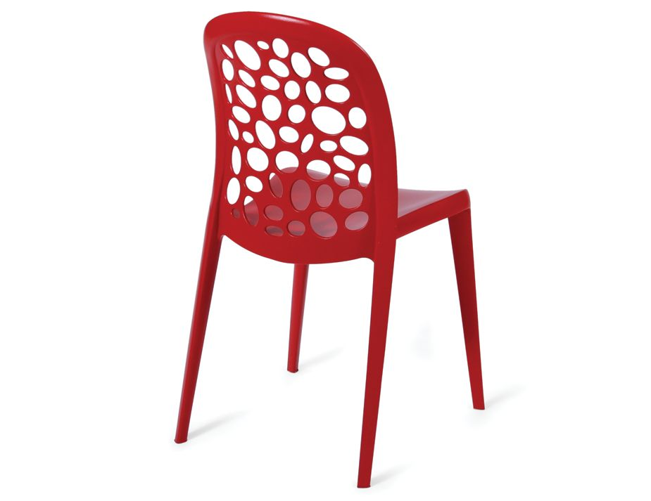 Red Moon Chair 3