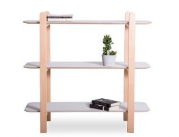 Beni 3_Shelf_Storage_Natural_White