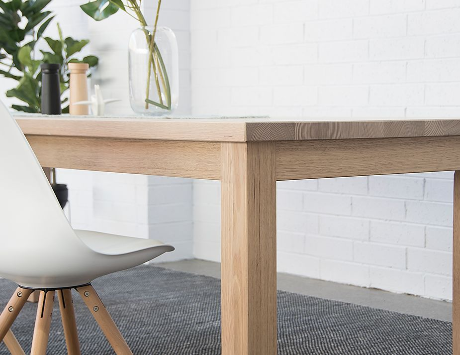 Lennox Solid Vicdining Table