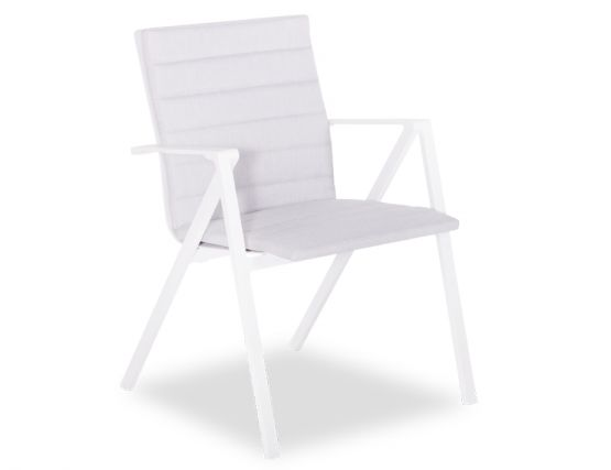 Naxos Chair Wh