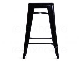 Commercial Black Tolix Stool