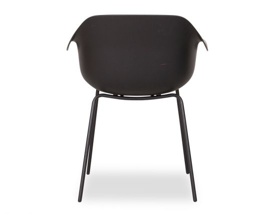 Rh_0035_black Crane Dining Chair With Post Legs4