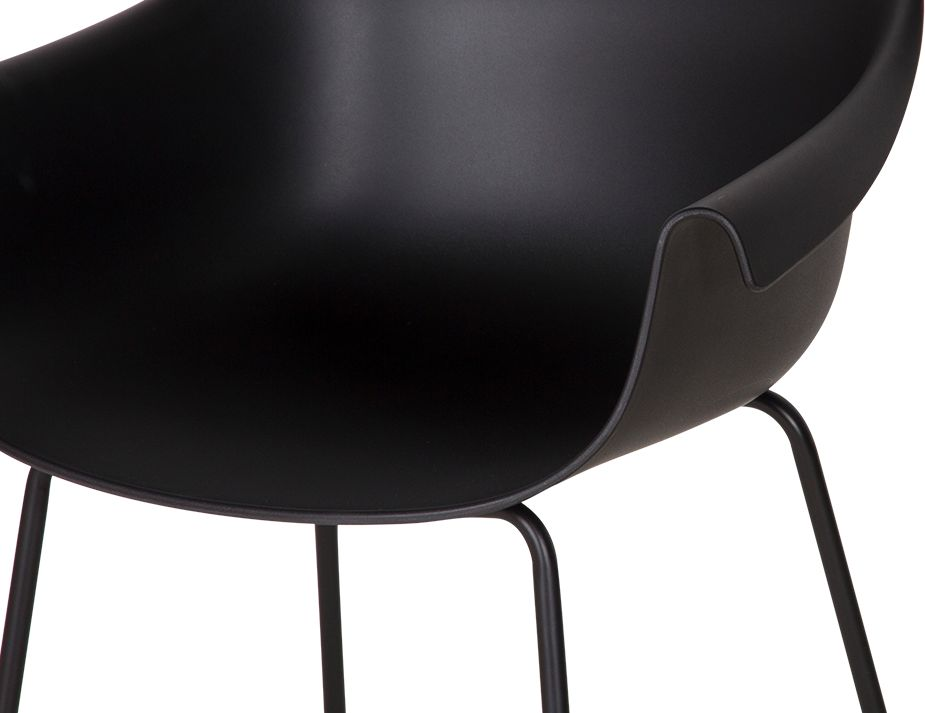 Rh_0032_black Crane Dining Chair With Post Legs7