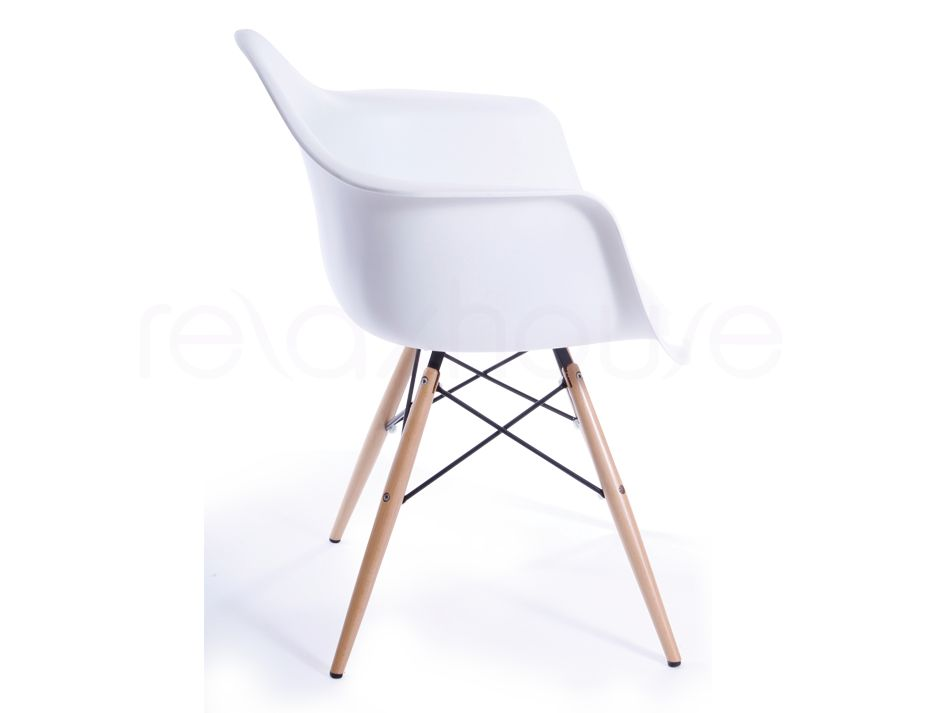 bar stools with arm rest Quotes : Eames Wing Chair White2 from quoteimg.com size 925 x 713 jpeg 26kB