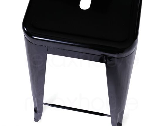 Replica Black Tolix Stool