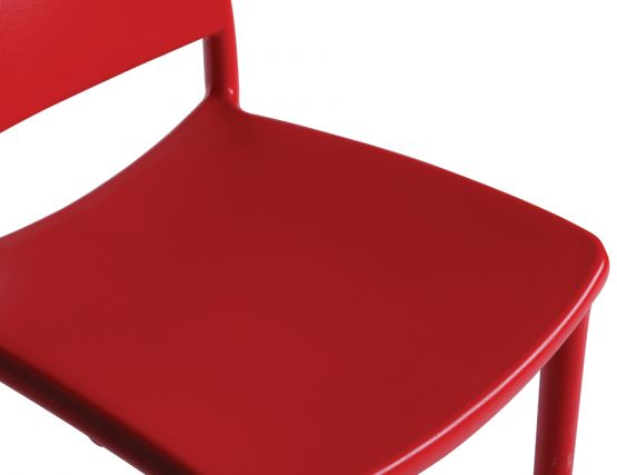 Red Seat Chair