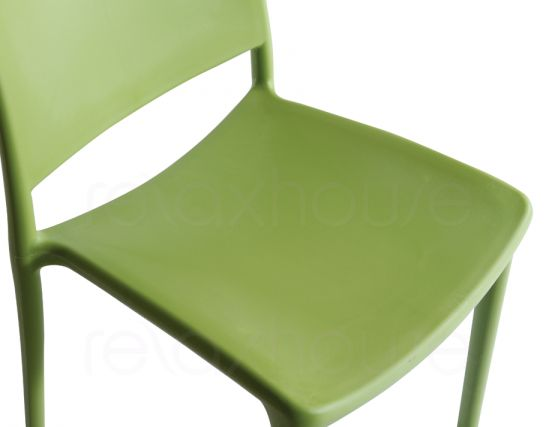 Lime Green Seat
