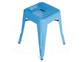 Low Tolix Bar Stool
