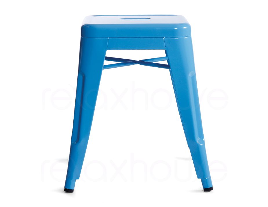 45cm Tolix Stool in Blue : little blue tolix bar stool from www.relaxhouse.com.au size 925 x 713 jpeg 32kB