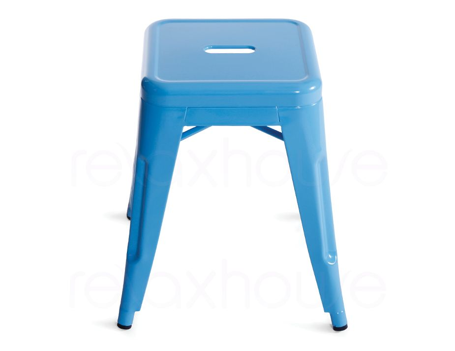 45cm Tolix Stool in Blue : small tolix stool from www.relaxhouse.com.au size 925 x 713 jpeg 30kB