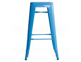 Sky Blue Bar Stool