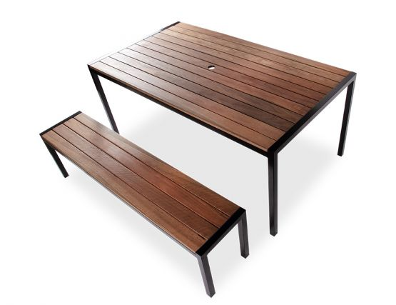Outdoor Modern Table