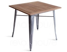 Galvanised Tolix Table