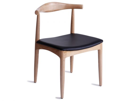 Hans Wegner Elbow Chair Natural Ash