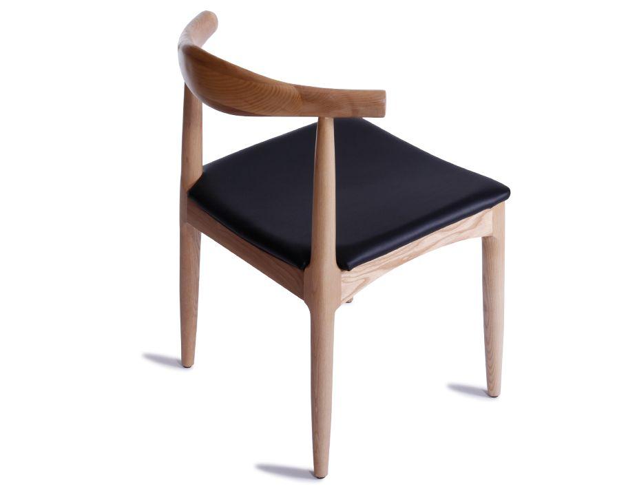 Natural Elbow Chair By Hans Wegner CH20 Replica