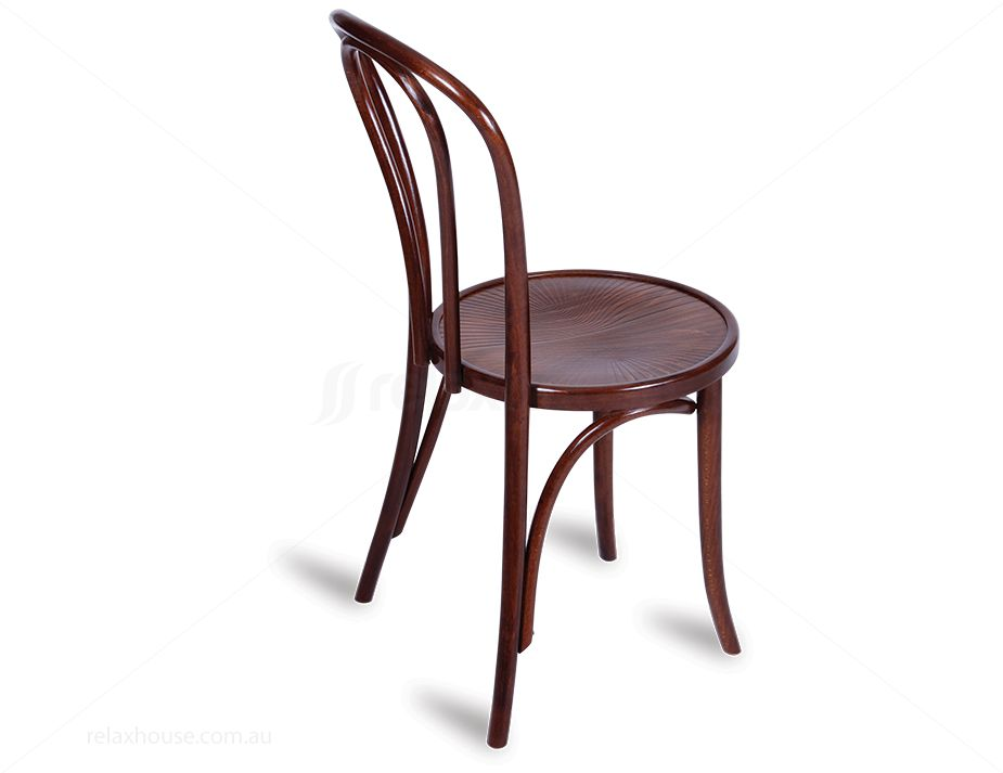Micheal Thonet Bentwood Chair Vienna No 18 Walnut