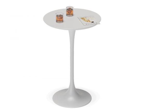 Contemporarybartable White