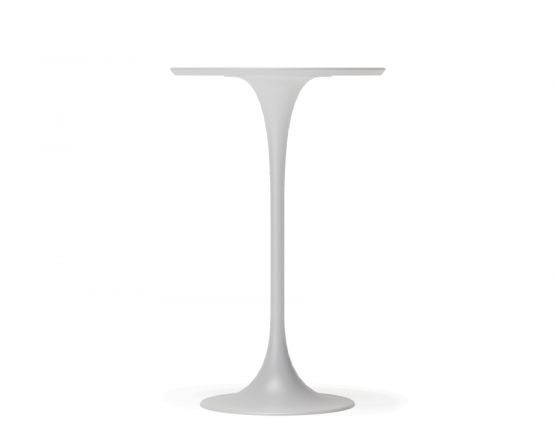 White Modern High Bartable