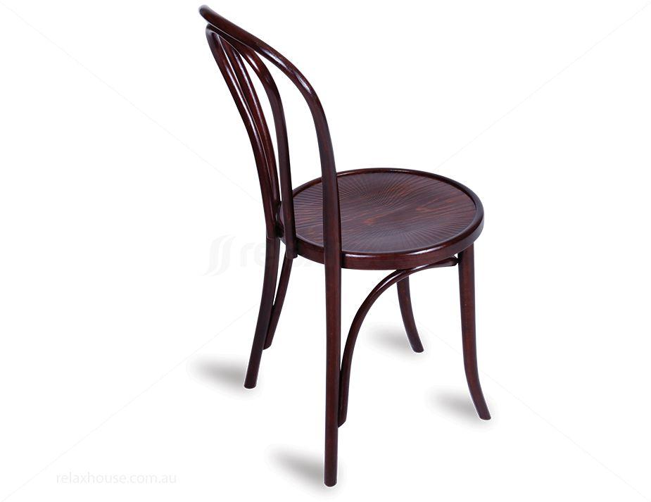 Original European Made Bentwood Vienna 18 Chair Wenge