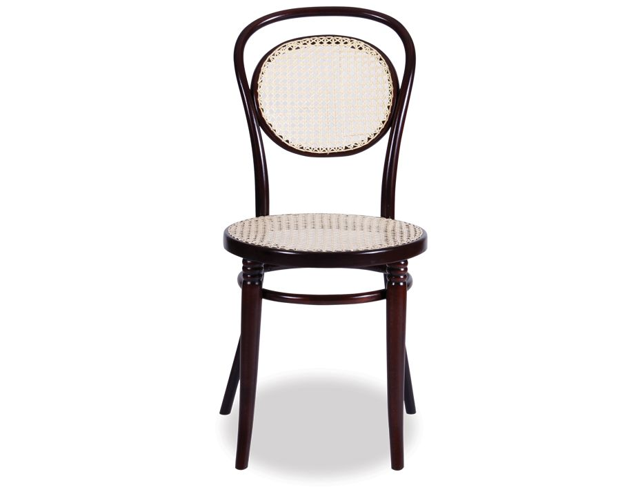 Michael Thonet Designed No 10 Bentwood Chair Wenge