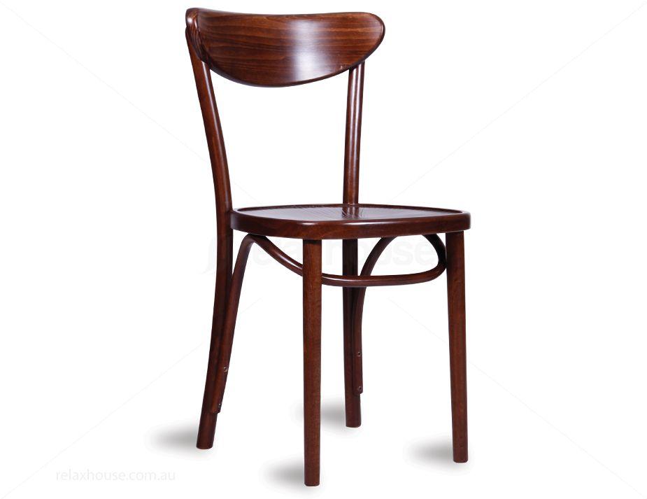 Michael Thonet Melnikov Bentwood Restaurant Dining Chair