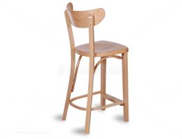 Polish Wood Stool